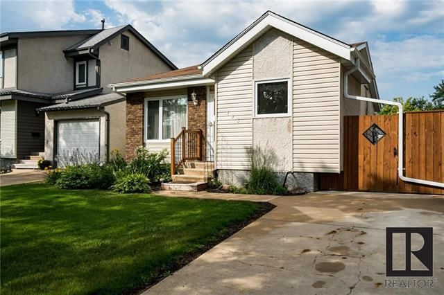 Main Photo: 103 Brotman Bay in Winnipeg: River Park South Residential for sale (2F)  : MLS®# 1818987