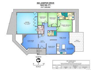 Photo 9: 566 Juniper Dr in : PQ Qualicum Beach House for sale (Parksville/Qualicum)  : MLS®# 881699