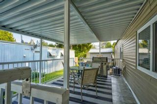 """Photo 18: 182 7790 KING GEORGE Boulevard in Surrey: East Newton Manufactured Home for sale in """"CRISPEN BAYS"""" : MLS®# R2591510"""