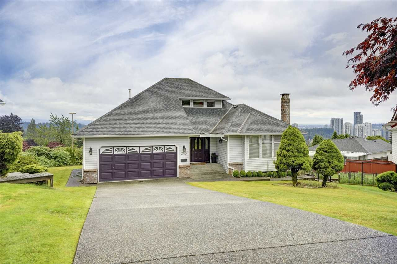 Main Photo: 1355 PIERCE Place in Coquitlam: Scott Creek House for sale : MLS®# R2386958