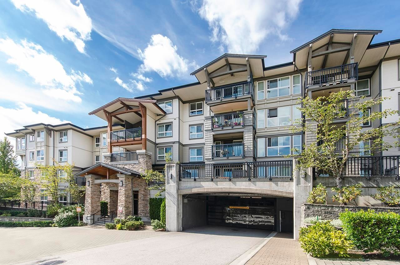 """Main Photo: 511 1330 GENEST Way in Coquitlam: Westwood Plateau Condo for sale in """"THE LANTERNS"""" : MLS®# R2618005"""