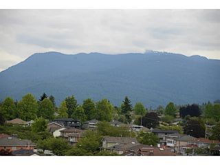"""Photo 2: 1008 4425 HALIFAX Street in Burnaby: Brentwood Park Condo for sale in """"POLARIS"""" (Burnaby North)  : MLS®# V1070564"""