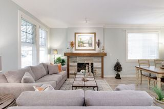 """Photo 3: 40 19452 FRASER Way in Pitt Meadows: South Meadows Townhouse for sale in """"SHORELINE"""" : MLS®# R2511047"""