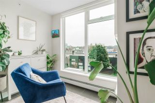 """Photo 8: 510 159 W 2ND Avenue in Vancouver: False Creek Condo for sale in """"Tower Green At West"""" (Vancouver West)  : MLS®# R2589998"""