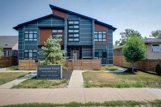 Photo 3: 4 10237 149 Street in Edmonton: Zone 21 Townhouse for sale : MLS®# E4256863