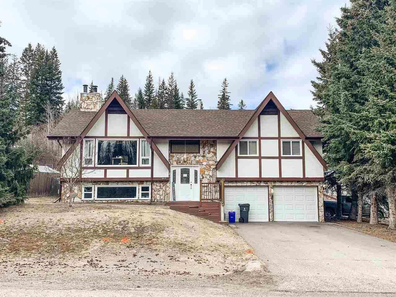 Main Photo: 4015 BRENTWOOD Drive in Prince George: Mount Alder House for sale (PG City North (Zone 73))  : MLS®# R2549585