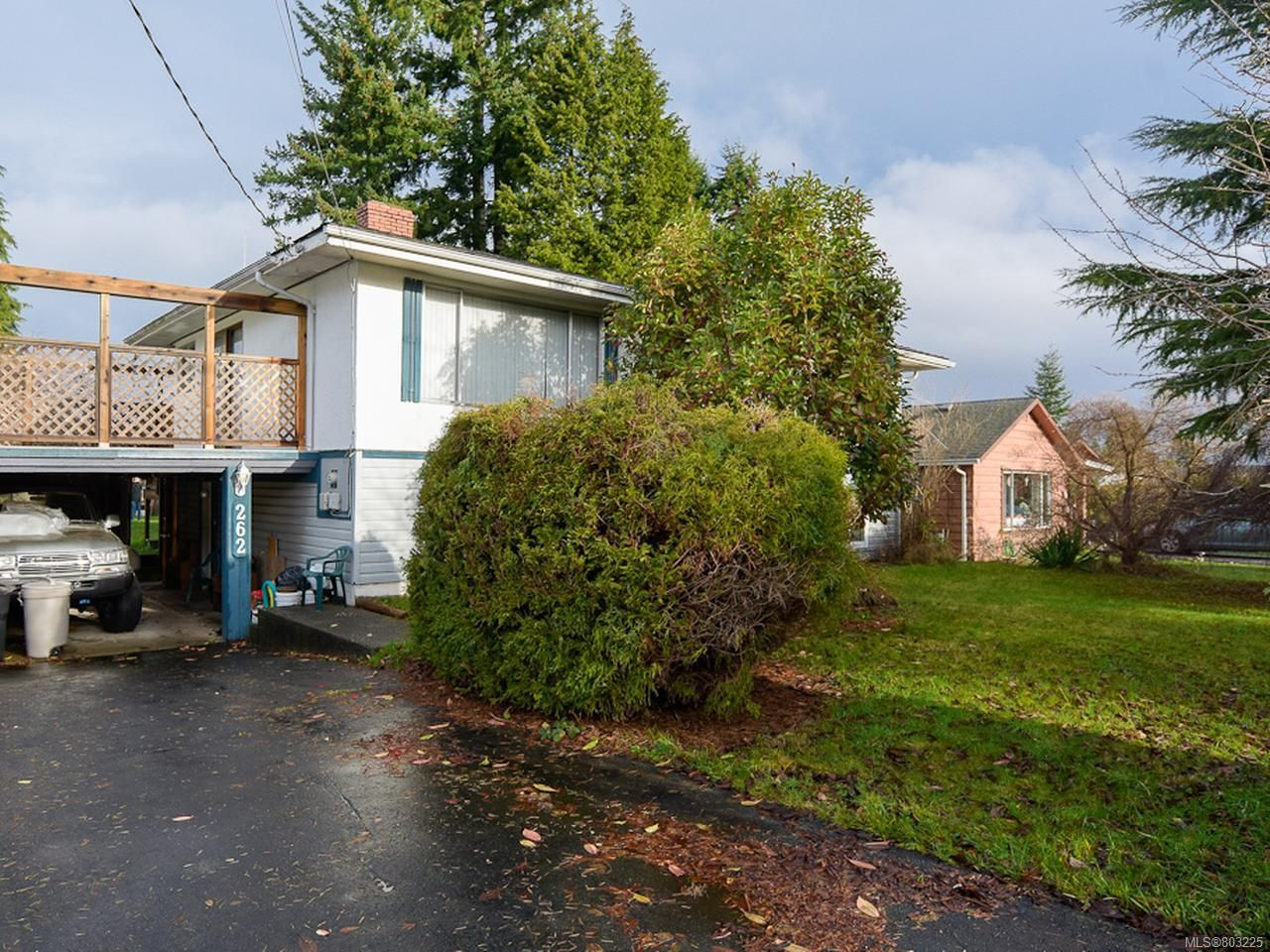 Main Photo: 262 WAYNE ROAD in CAMPBELL RIVER: CR Willow Point House for sale (Campbell River)  : MLS®# 803225