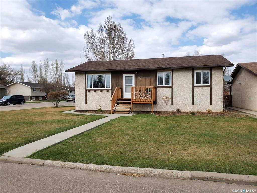 Main Photo: 381 5th Avenue West in Unity: Residential for sale : MLS®# SK808438