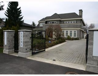 Photo 2: 11151 GRANVILLE Avenue in Richmond: McLennan House for sale : MLS®# V694711