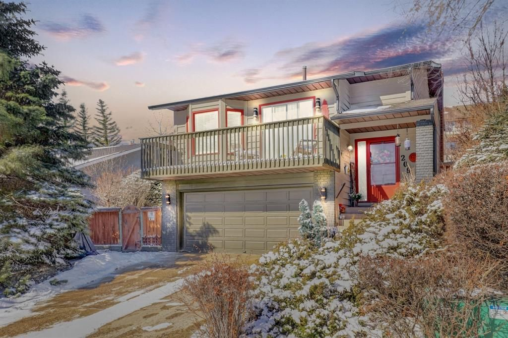 Main Photo: 209 Edgedale Drive NW in Calgary: Edgemont Detached for sale : MLS®# A1085012