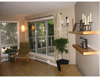 """Photo 4: 221 1236 W 8TH Avenue in Vancouver: Fairview VW Condo for sale in """"GALLERIA"""" (Vancouver West)  : MLS®# V714367"""