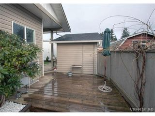 Photo 18: 9 2911 Sooke Lake Rd in VICTORIA: La Goldstream Manufactured Home for sale (Langford)  : MLS®# 629320