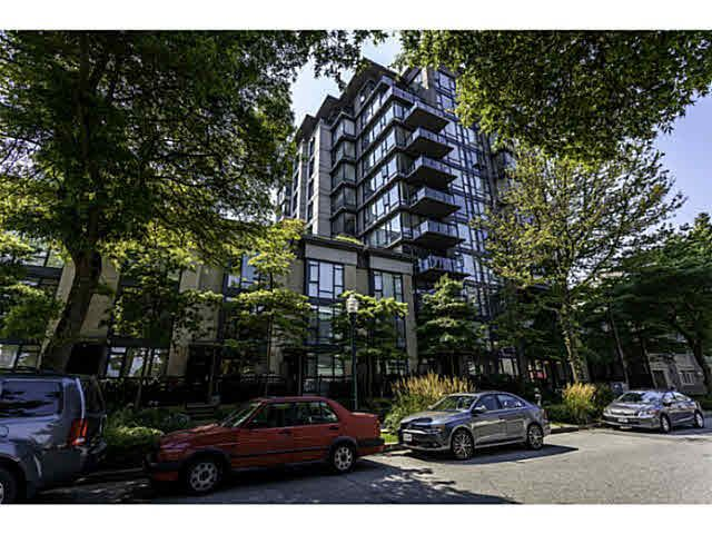 """Photo 2: Photos: 404 1650 W 7TH Avenue in Vancouver: Fairview VW Condo for sale in """"VIRTU"""" (Vancouver West)  : MLS®# V1079673"""