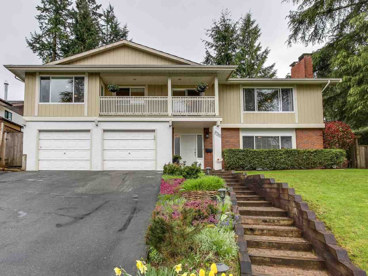 Photo 1: Photos: 2720 HAWSER Avenue in Coquitlam: Ranch Park House for sale : MLS®# R2161090