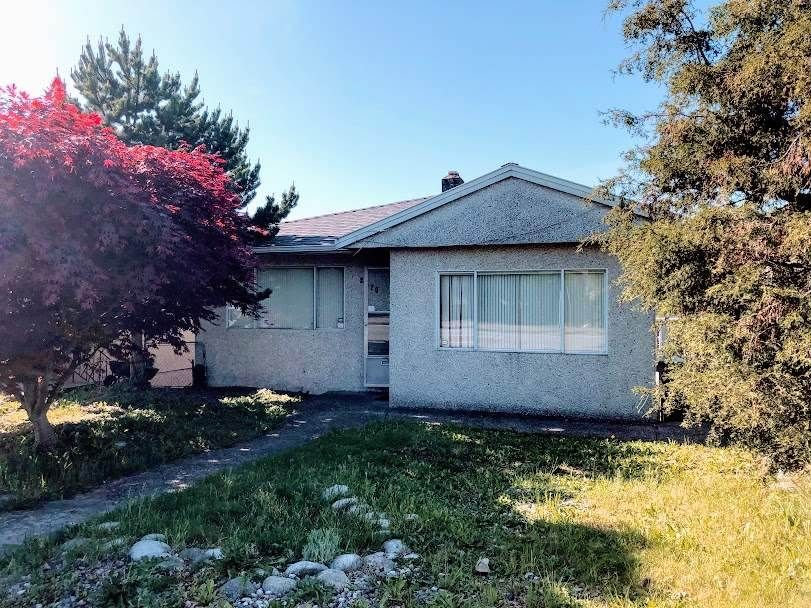 """Main Photo: 2870 E BROADWAY in Vancouver: Renfrew Heights House for sale in """"""""SECURED MARKET RENTAL"""" DEVELOPMENT SITE"""" (Vancouver East)  : MLS®# R2569363"""