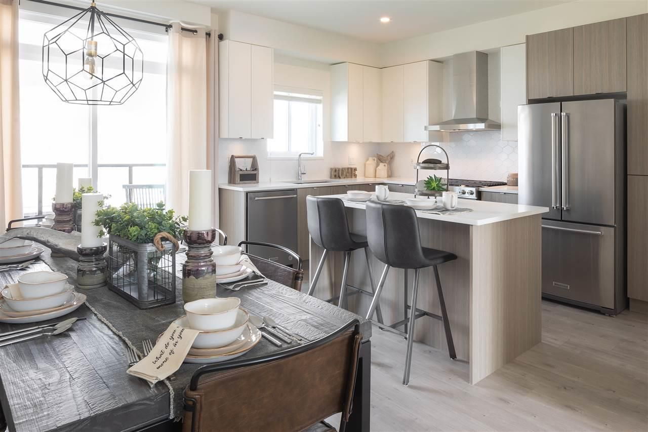 """Main Photo: 100 7947 209 Street in Langley: Willoughby Heights Townhouse for sale in """"LUXIA"""" : MLS®# R2430807"""
