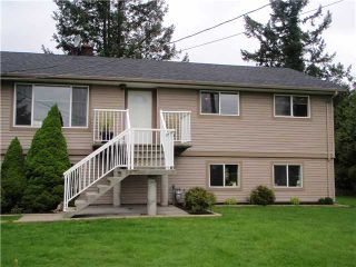 Photo 1: 13877 MCKECHNIE Road in Pitt Meadows: North Meadows House for sale : MLS®# V887556