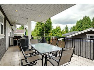 Photo 14: 869 RUNNYMEDE Avenue in Coquitlam: Coquitlam West House for sale : MLS®# V1064519