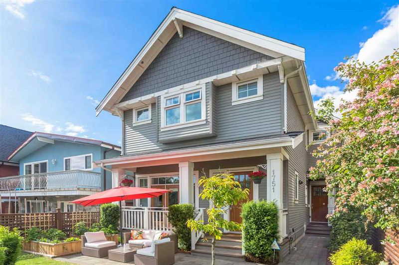 FEATURED LISTING: 1751 2ND Avenue East Vancouver