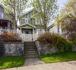 """Photo 1: 1936 ADANAC Street in Vancouver: Hastings 1/2 Duplex for sale in """"Commercial Drive"""" (Vancouver East)  : MLS®# R2259910"""