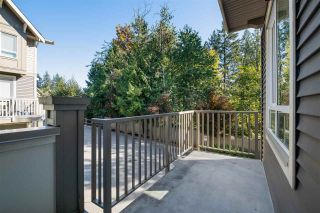 "Photo 32: 34 3395 GALLOWAY Avenue in Coquitlam: Burke Mountain Townhouse for sale in ""Wynwood"" : MLS®# R2497977"