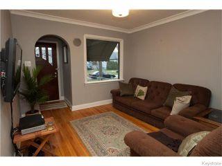 Photo 3: 443 Horace Street in WINNIPEG: St Boniface Residential for sale (South East Winnipeg)  : MLS®# 1528754