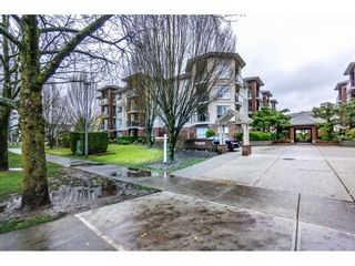 Photo 1: 110 20239 MICHAUD Crescent in Langley: Langley City Condo for sale : MLS®# R2225750