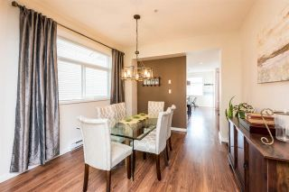 Photo 4: 9 19490 FRASER WAY in Pitt Meadows: South Meadows Townhouse for sale : MLS®# R2264456