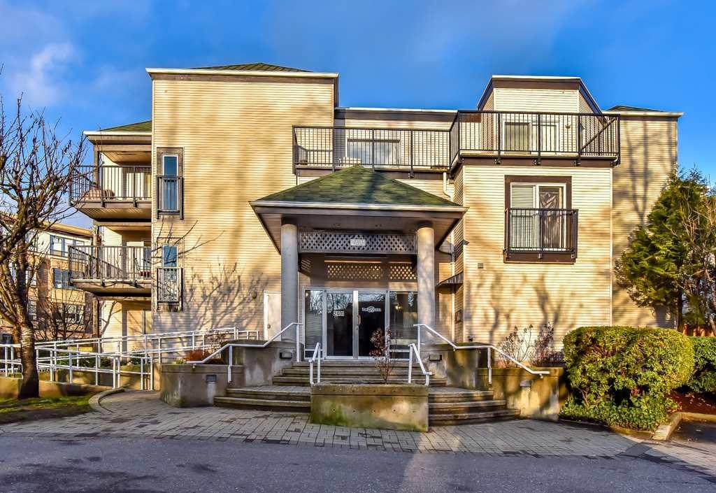 "Main Photo: 104 2401 HAWTHORNE Avenue in Port Coquitlam: Central Pt Coquitlam Condo for sale in ""STONEBROOK"" : MLS®# R2239669"