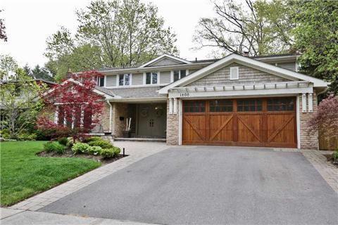 Main Photo: 1466 Durham Street in Oakville: Eastlake House (2-Storey) for lease : MLS®# W3198521