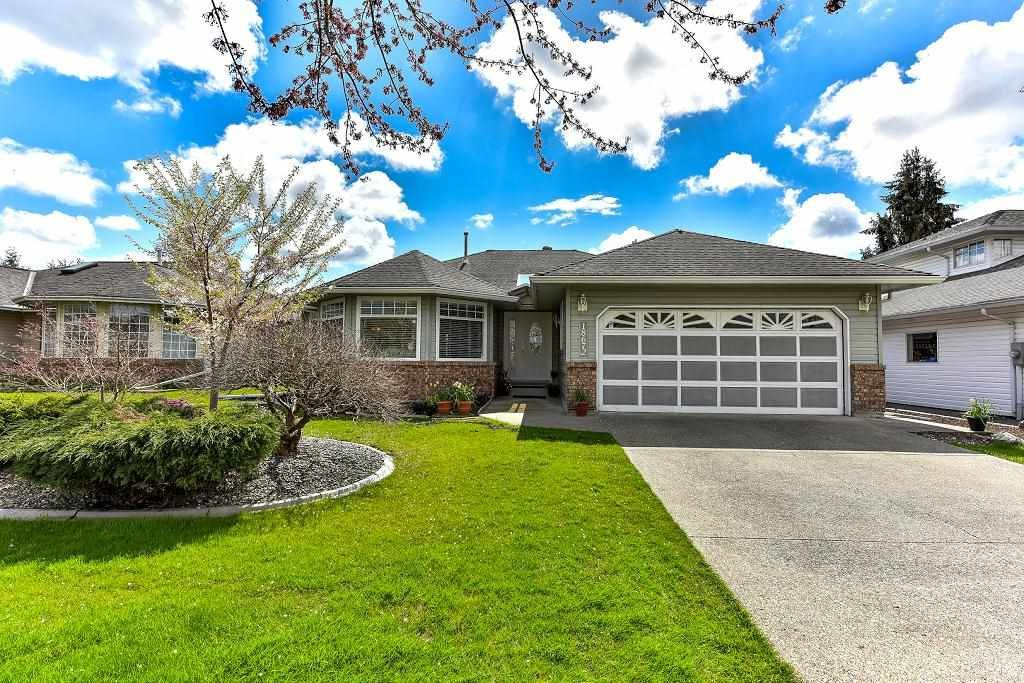 "Main Photo: 18672 62A Avenue in Surrey: Cloverdale BC House for sale in ""Eagle Crest"" (Cloverdale)  : MLS®# R2156755"