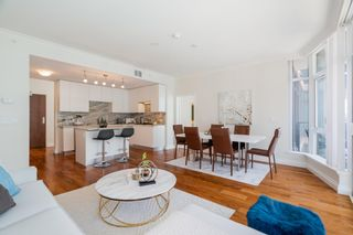 """Photo 11: 604 185 VICTORY SHIP Way in North Vancouver: Lower Lonsdale Condo for sale in """"CASCADE EAST AT THE PIER"""" : MLS®# R2602034"""