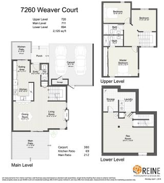 """Photo 20: 7260 WEAVER Court in Vancouver: Champlain Heights Townhouse for sale in """"Parklane"""" (Vancouver East)  : MLS®# R2354064"""