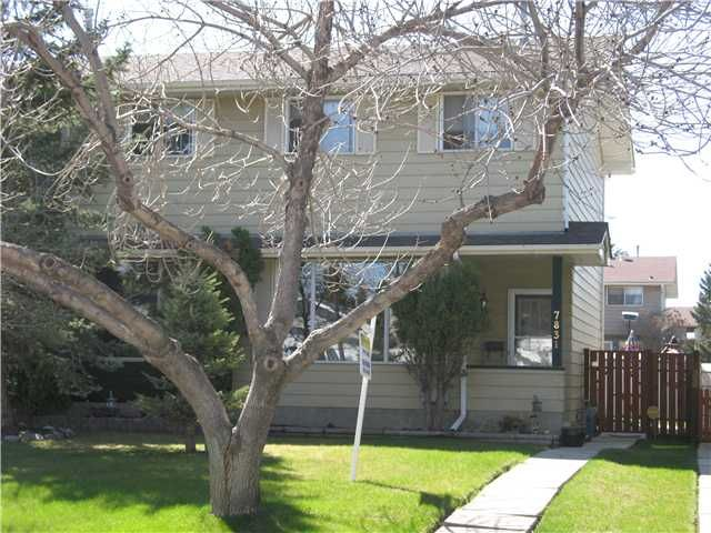 Main Photo: 7831 22 Street SE in CALGARY: Ogden_Lynnwd_Millcan Residential Attached for sale (Calgary)  : MLS®# C3567173