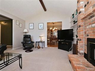 Photo 4: 1287 Lidgate Crt in VICTORIA: SW Strawberry Vale House for sale (Saanich West)  : MLS®# 740676