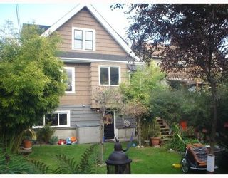 Photo 7: 742 11TH Ave in Vancouver East: Mount Pleasant VE Home for sale ()  : MLS®# V791172