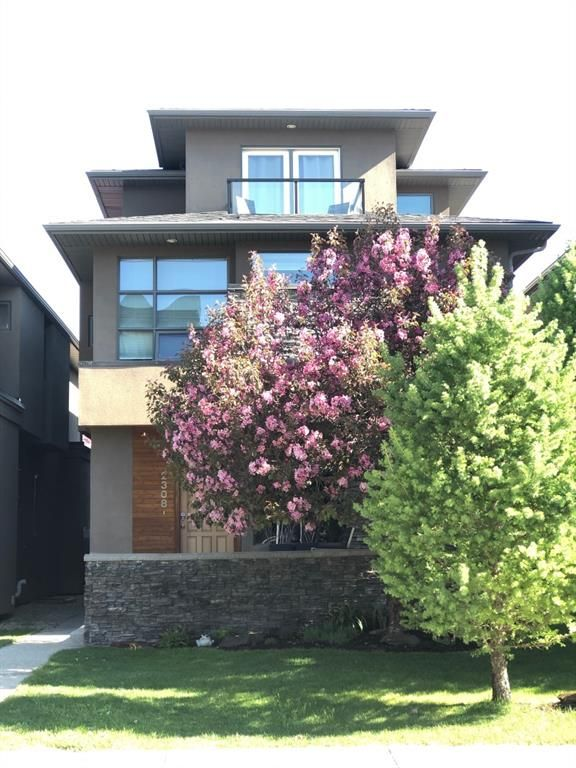 Main Photo: 2308 3 Avenue NW in Calgary: West Hillhurst Detached for sale : MLS®# A1051813