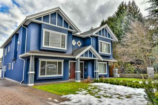 Photo 1: 6422 WALKER Avenue in BURNABY: Upper Deer Lake House for sale (Burnaby South)  : MLS®# R2132864