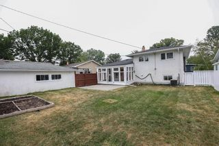 Photo 33: 24 Weaver Bay in Winnipeg: Norberry Residential for sale (2C)  : MLS®# 202117861