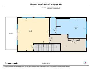 Photo 48: 1946 45 Avenue SW in Calgary: Altadore Semi Detached for sale : MLS®# A1077101
