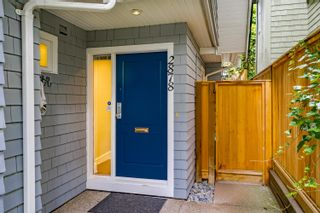 Photo 2: 2878 W 3RD AVENUE in Vancouver: Kitsilano 1/2 Duplex for sale (Vancouver West)  : MLS®# R2620030