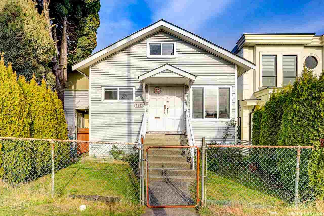 Main Photo: 7452 MAIN Street in Vancouver: South Vancouver House for sale (Vancouver East)  : MLS®# R2569331