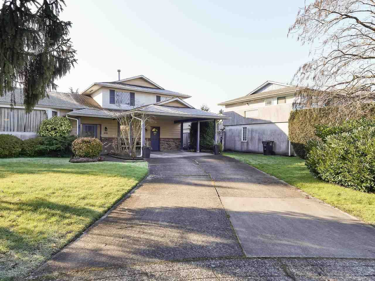 Photo 2: Photos: 4880 FORTUNE AVENUE in Richmond: Steveston North House for sale : MLS®# R2435063