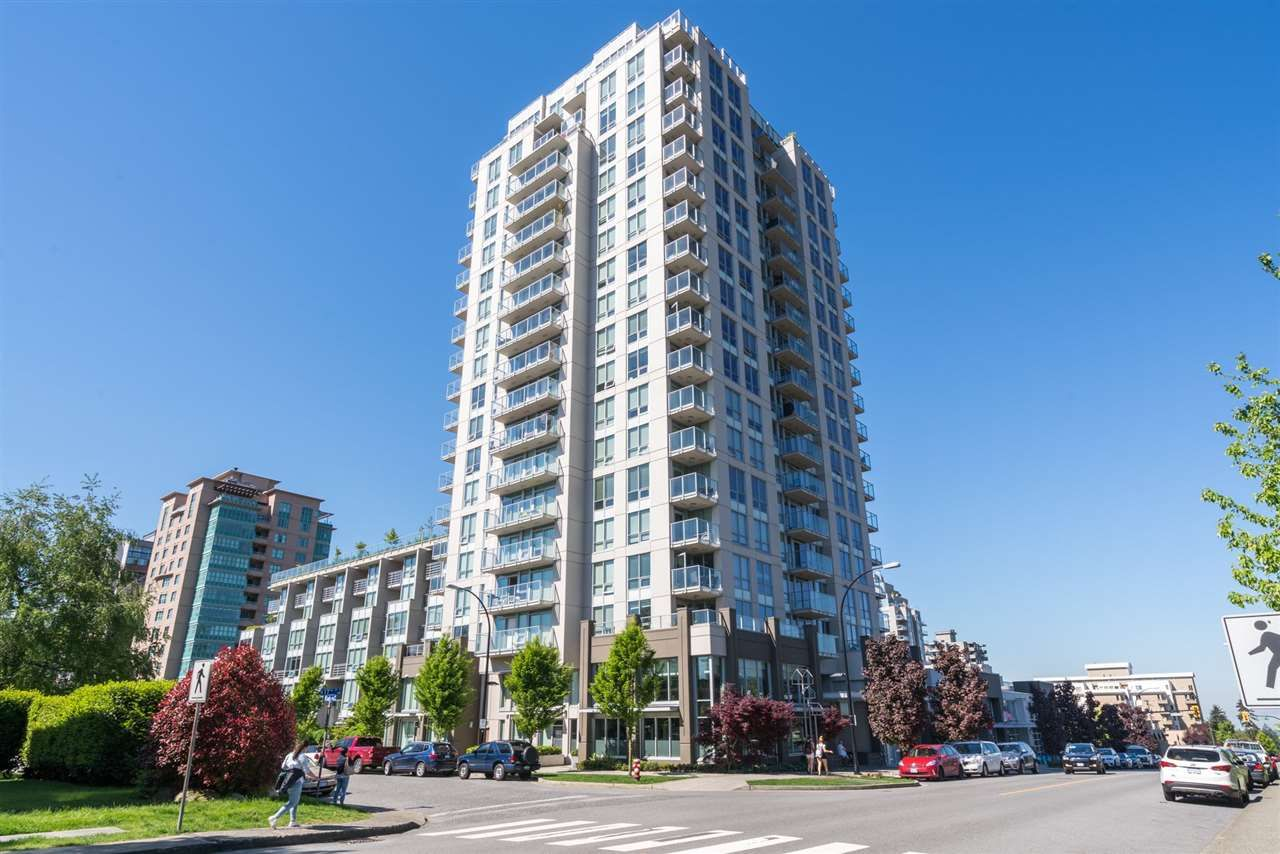 """Main Photo: 1802 135 E 17TH Street in North Vancouver: Central Lonsdale Condo for sale in """"THE LOCAL"""" : MLS®# R2423332"""