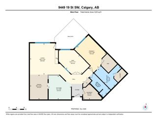 Photo 41: 319 9449 19 Street SW in Calgary: Palliser Apartment for sale : MLS®# A1050342