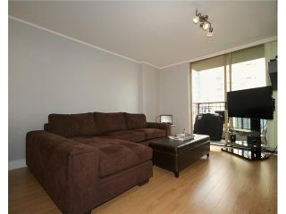 """Photo 6: 605 989 RICHARDS Street in Vancouver: Downtown VW Condo for sale in """"THE MONDRIAN"""" (Vancouver West)  : MLS®# V833931"""