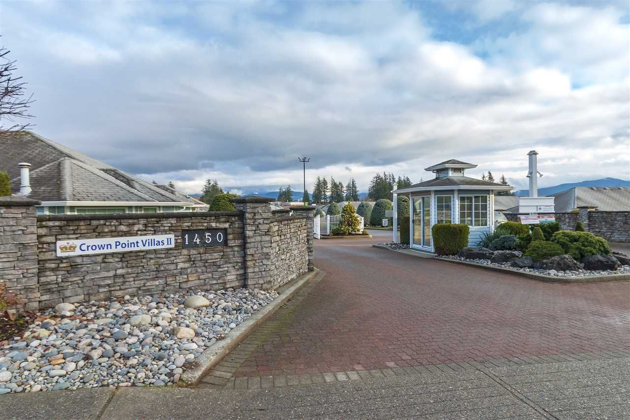 """Main Photo: 20 1450 MCCALLUM Road in Abbotsford: Poplar Townhouse for sale in """"CROWN POINT II"""" : MLS®# R2327183"""