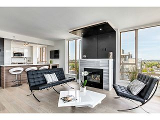"""Photo 3: 1201 1405 W 12TH Avenue in Vancouver: Fairview VW Condo for sale in """"THE WARRENTON"""" (Vancouver West)  : MLS®# V1062327"""