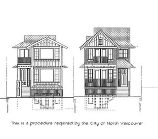 Main Photo: 410 W 15TH Street in North Vancouver: Central Lonsdale Land for sale : MLS®# R2537485
