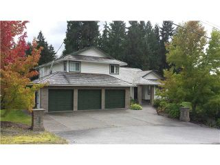 """Photo 1: 26280 127TH Avenue in Maple Ridge: Websters Corners House for sale in """"WHISPERING FALLS"""" : MLS®# V1115800"""